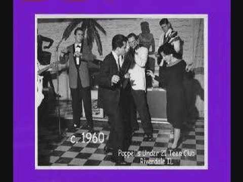 TTHS Area Rock Bands 1950's-60's
