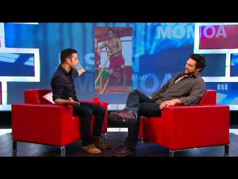 Jason Momoa On George Stroumboulopoulos Tonight: EXTENDED INTERVIEW