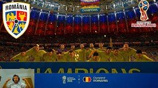 Finala Campionatului Mondial Din Rusia - Romania vs Polonia - Romania La Mondiale #7