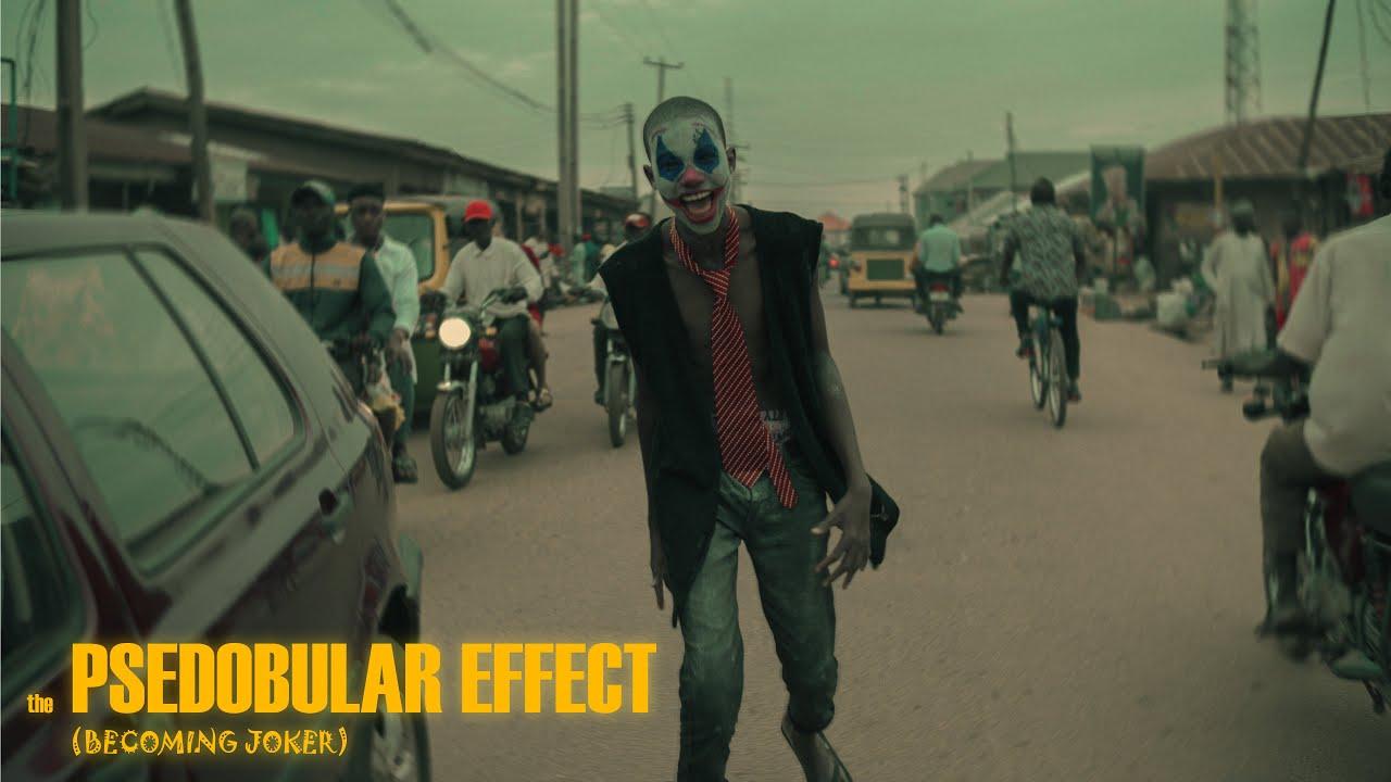 The Pseudobulbar Effect (Becoming Joker) - My RØDE Reel 2020