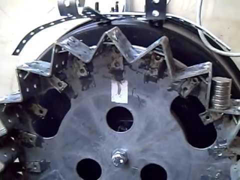4e0a0dc0e42 Prototipo sperimentazione motore magnetico permanente (parte2) - YouTube