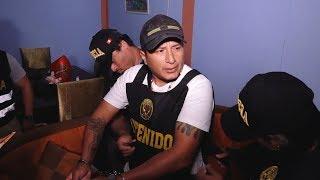 Tumbes: desarticulan organización criminal dedicada al homicidio y robo agravado