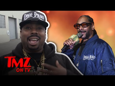 Daz Dillinger Freestyles For Us | TMZ TV