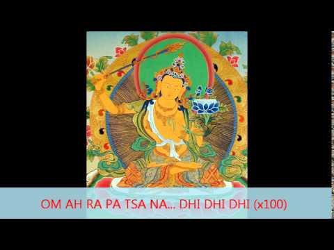 ManjuShri (Jamphel Yang) Empowerment by HH Sakya Trizin