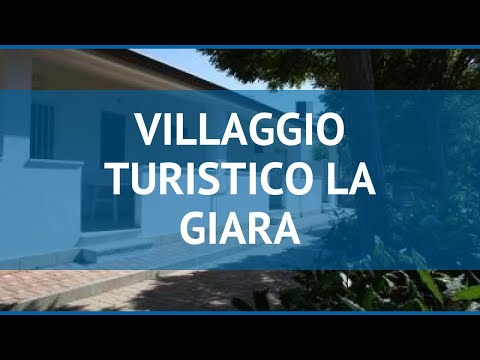 VILLAGGIO TURISTICO LA GIARA 3* Апулия обзор – ВИЛЛАДЖИО ТУРИСТИКО ЛА ГИАРА 3* Апулия видео обзор