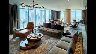 Waldorf Astoria DIFC | Presidential Suite
