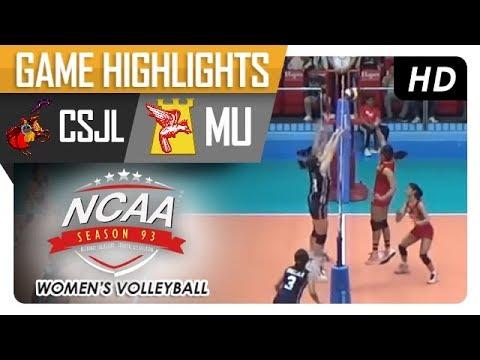 NCAA 93 WV: MU vs. CSJL   Game Highlights   January 8, 2018