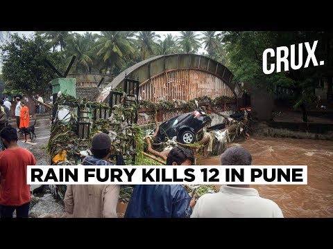 Pune Rains | 12 Dead Due To Flooding And Wall Collapse
