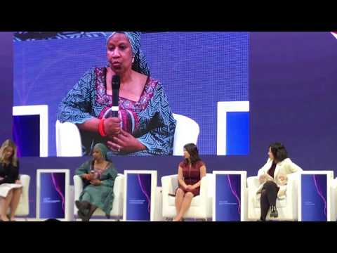 Tech & access to innovative learning at the Women's Empowerment Global Summit, Sharjah