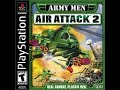 Army Men: Air Attack 2. PS1. Walkthrough
