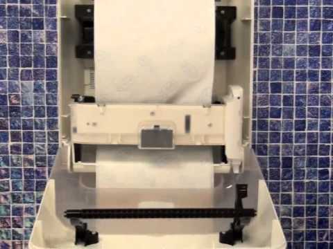 Tork Elevation H1 Intuition Roll Towel Dispenser Video