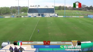 Sportivo Italiano vs Dock Sud full match