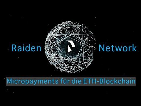 Was ist Raiden? Off-Chain Lösung für Ethereum (ETH)