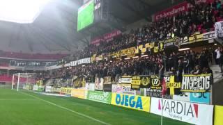 """""""Födda till Gnagare"""" (Kalmar-AIK 1-1)"""