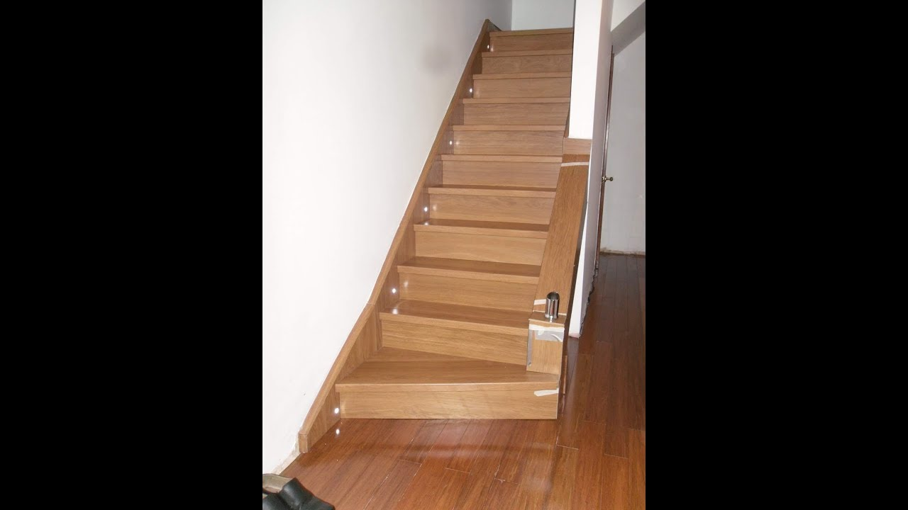 Treppen Led Spots Quick Step Stair Renovation Led Stair Lighting