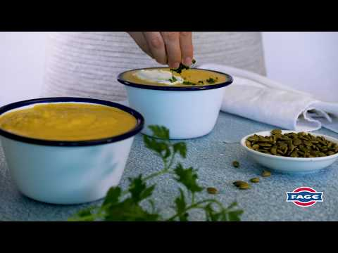 Spicy Roasted Butternut Squash Soup Recipe