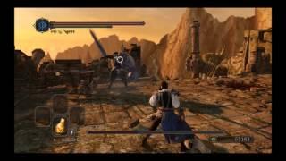 Dark Souls 2 - Richter Belmont versus The Pursuer (NG++)