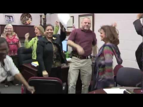 Tegeler Career Center Harlem Shake