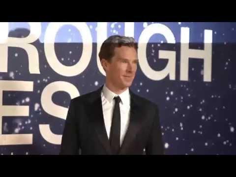 Benedict Cumberbatch Receives CBE Honor From The Queen | Splash News TV | Splash News TV