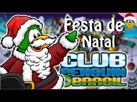 🎅 | FESTA DE NATAL 2019! (Tudo Da Festa) - Club Penguin Brasil
