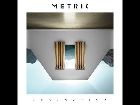 METRIC - Synthetica Bass Cover