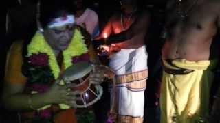 Karagam & Udukai Arul Paadal by Amma Sharmila Devi,Mulaipari Thiruvizha Kodiettham 28/7/13