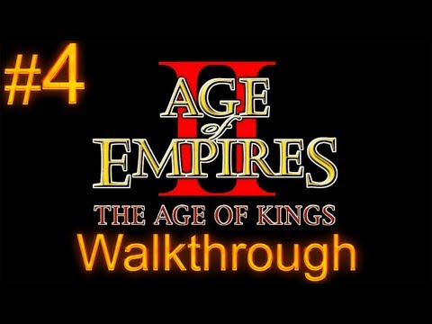 Age of Empires 2 Walkthrough - Part 4 - Joan of Arc Campaign - The Cleansing of the Loire [1/2] thumbnail