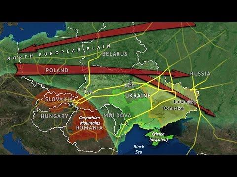 Ukraine's Geographic Challenge