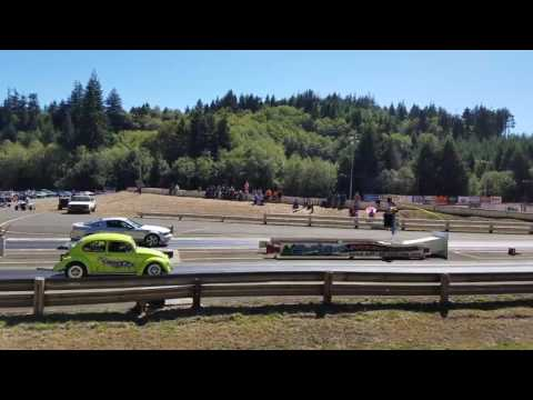 DRAG RACING @ Coos Bay Speedway: Sun., Sept. 11, 2016