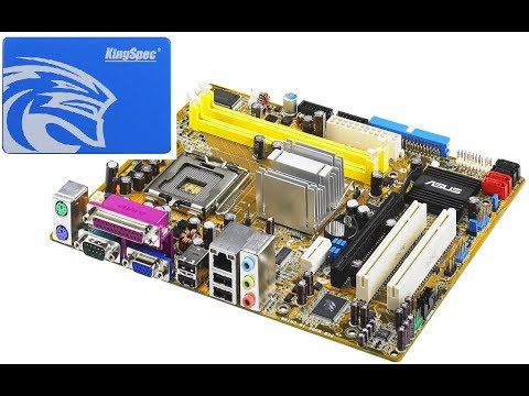 Апгрейд компьютера установка SSD и памяти