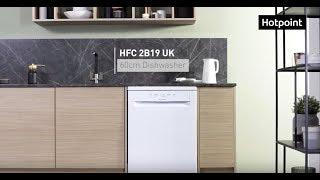 Hotpoint HFC 2B19 UK 60cm Dishwasher