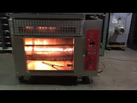 Hardt Inferno 3000 Gas Rotisserie Bottom Oven For Sale