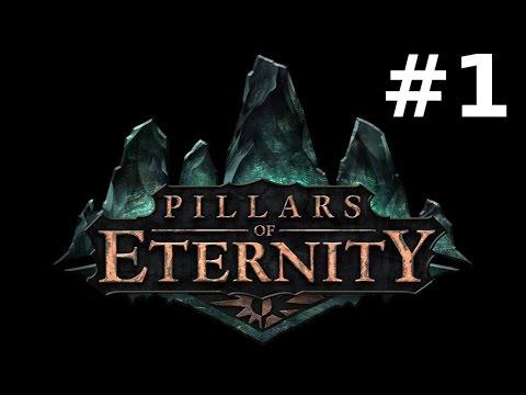 Pillars of Eternity - Episode 1 : Balle dure se gâte