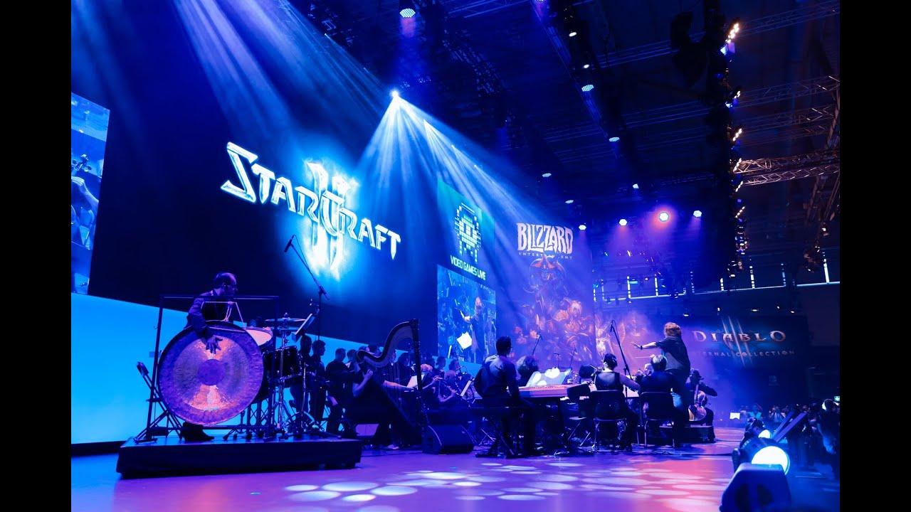 Koncert Video Games Live: StarCraft @gamescom2018