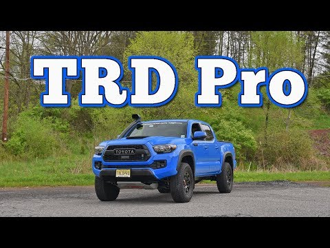 2019 Toyota Tacoma TRD Pro: Regular Car Reviews