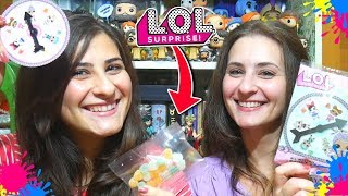Le CARAMELLE delle LOL SURPRISE in EDICOLA! Assaggio le Candy Pop Lol Surprise!  By FrancyDreams