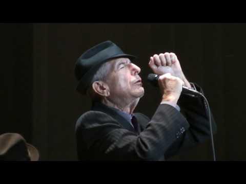 Helsinki , Leonard Cohen,  Hallelujah, .