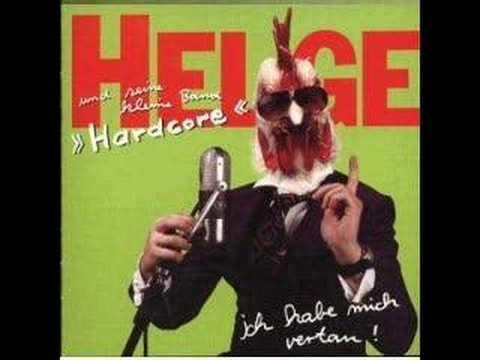 Helge Schneider - Huhnlied-LIVE