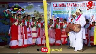 Santali Pata Dance // Porob Enech