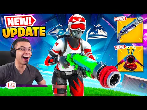 Nick Eh 30 reacts to ENTERING the MOTHERSHIP!