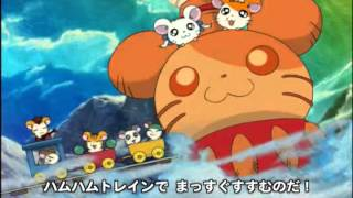 Hamtaro - Ending 6
