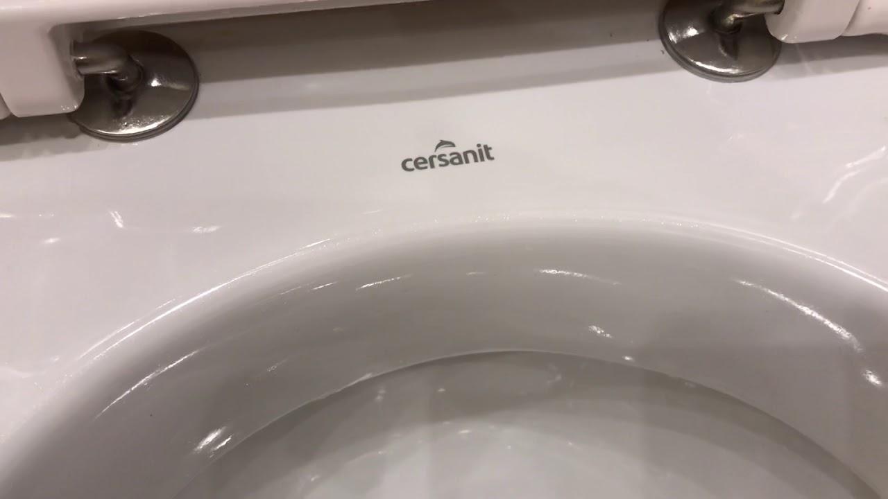 Отзыв подвесной унитаз Cersanit delfi mz-Delfi