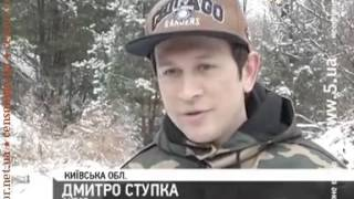 в Киеве начались съемки сериала о Национальной гвардии.