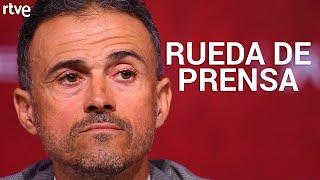 PRESENTACIÓN DE LUIS ENRIQUE COMO SELECCIONADOR | Teledeporte