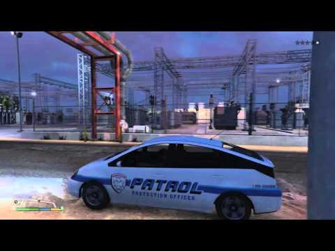 GTA 5 SECURITY CAR SPAWN LOCATION
