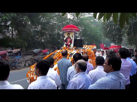 Parumala Padayatra, 2013 part1