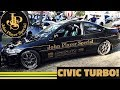 HONDA CIVIC TURBO (JOHN PLAYER SPECIAL) NO CIVIC NATION 8!