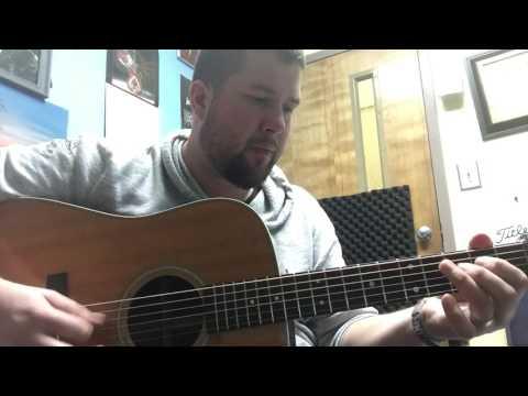 Andrew Crawford Bluegrass guitar