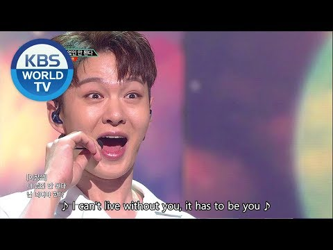BTOB - Only one for me (너 없인 안 된다) [Music Bank / 2018.06.29]