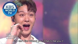 Gambar cover BTOB - Only one for me (너 없인 안 된다) [Music Bank / 2018.06.29]